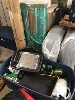 """Grow tent with everything you need start to finish. Just add the """"plants"""" of your choice. for Sale in SeaTac, WA"""
