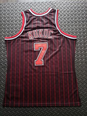 Toni Kukoc - 95/96 Chicago Bulls Jersey - XXL for Sale in Hoffman Estates, IL