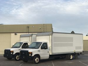 2012 Ford E350 16 FT Box Van with Ramp for Sale in San Diego, CA