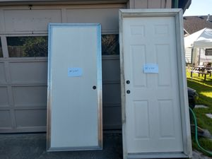 Mobile home doors $75.00 ea for Sale in Olympia, WA