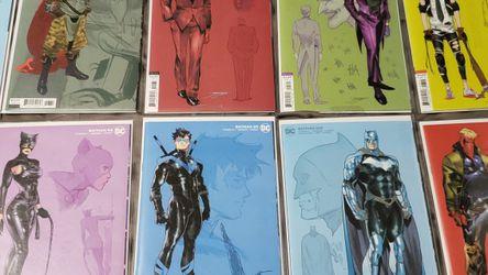 Batman #93-101 (1:25 Variants) + Punchline #1 (1:25 Variant) for Sale in Orlando,  FL