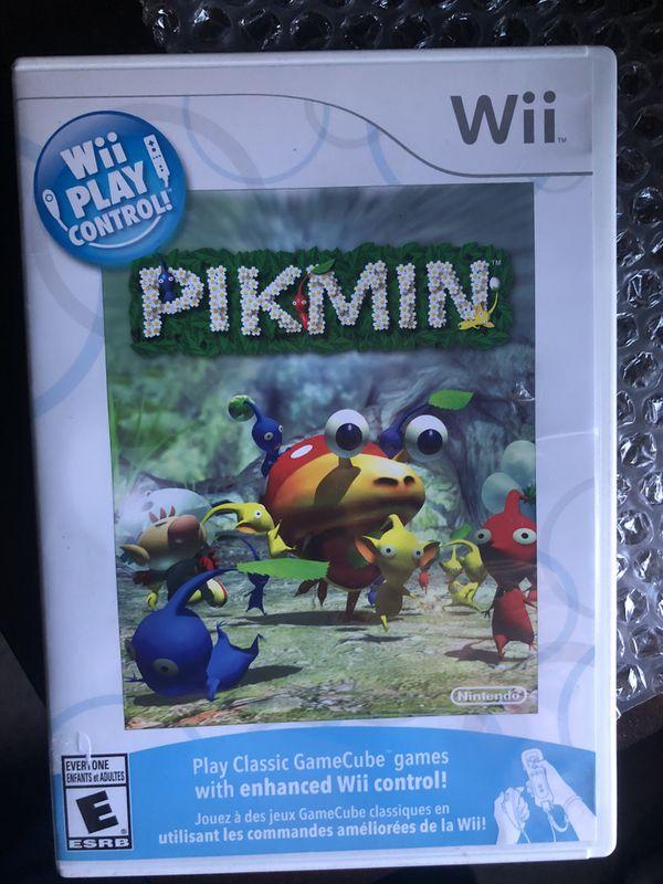 Pikmin Nintendo wii
