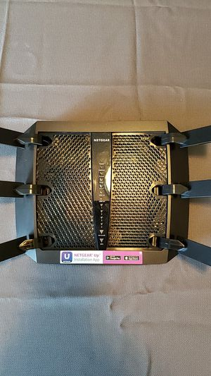 Netgear Nighthawk X6S Tri band WiFi router for Sale in Tuscaloosa, AL