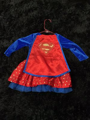 Supergirl Excellent Condition size 12-18months $10 for Sale in Dallas, TX
