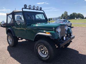 1977 Jeep CJ-7 for Sale in Roanoke, IL