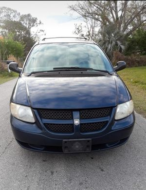 Dodge Grand Caravan 2002 very good condition $ 1,600. for Sale in Kissimmee, FL