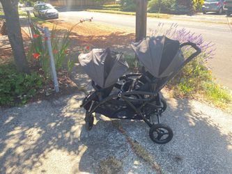 Contours deluxe elite double stroller, perfect for twins!! for Sale in Portland,  OR