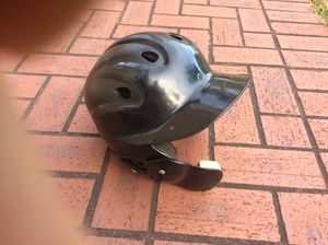 Baseball Batting Helmet Adjustable With Left-handed Mouth Guard for Sale in Southwest Ranches, FL