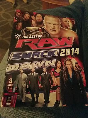 Raw smackdown 2014 for Sale in undefined
