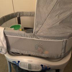 Graco Sense To Snooze Bassinet for Sale in The Bronx,  NY