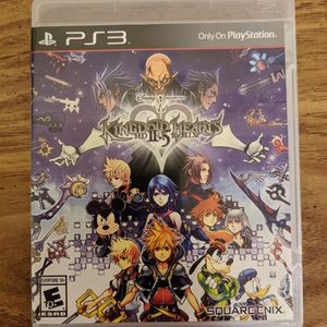 Kingdom Hearts 2.5 HD ReMIX (PS3) for Sale in Gainesville, FL