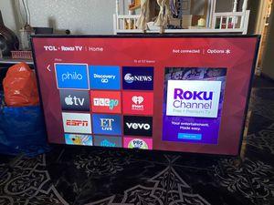 """50"""" SMART TV 4K for Sale in Phoenix, AZ"""