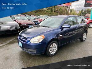 2008 Hyundai Accent for Sale in Seattle, WA