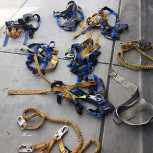 Safety Harness Werner. for Sale in Lathrop, CA