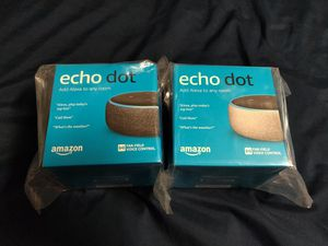 Echo dot 3rd gen for Sale in Monterey Park, CA