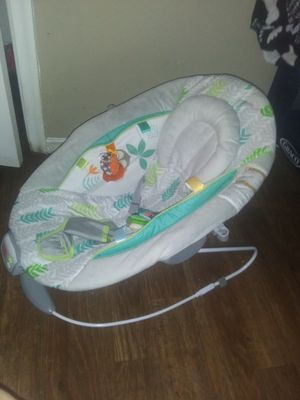 Baby vibrating seat for Sale in Irving, TX