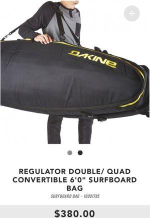 DAKINE double quad, surf board travel bag. for Sale in Tarpon Springs, FL