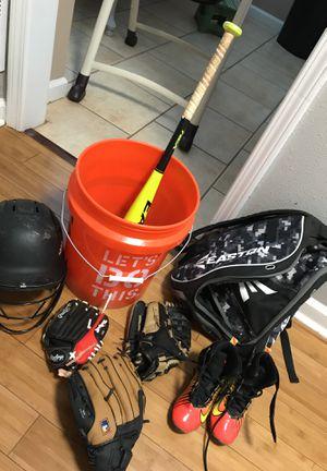 Baseball gear for Sale in Suwanee, GA