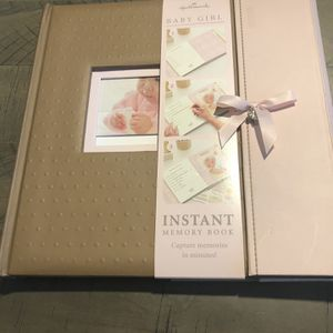 Brand New Baby Memory Book for Sale in Yucaipa, CA