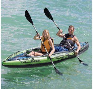 2 persons/tandem inflatable kayak for Sale in San Antonio, TX