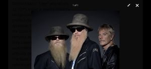 ZZ Top tickets Wings Event Center for Sale in Goshen, IN