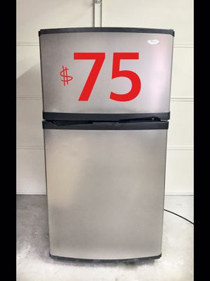 Refrigerator. Excellent working condition. ** will deliver ** for Sale in Tustin, CA