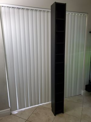 IKEA Benno DVD tower. (Cd/Games/Movies). for Sale in Fort Lauderdale, FL