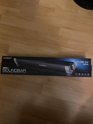 USB Mini Sound Bar Computer Speaker for Desktop/Laptop for Sale in Plantation, FL