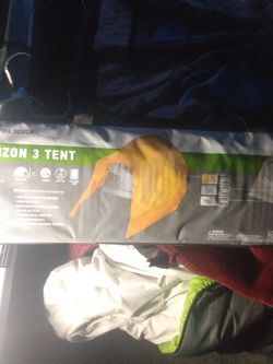 Horizon 3 Tent for Sale in Portland,  OR