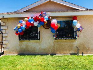 Balloon garlands, columns, bouquets for Sale in Gardena, CA