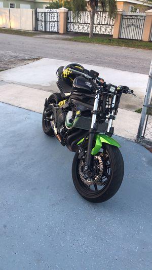 Kawasaki ninja for Sale in Hialeah, FL