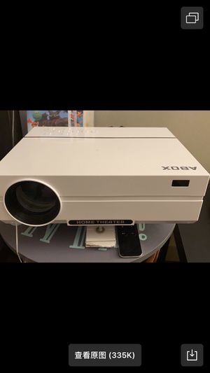 1080 P progector for Sale in Malden, MA