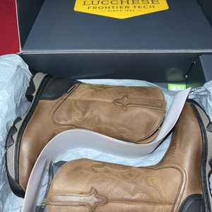 Lucchese Work Boots Sz 11 D for Sale in Dallas, TX