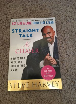 Steve Harvey book for Sale in Chicago, IL