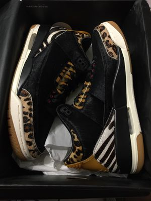 Jordan Animal instinct 3s for Sale in Medley, FL