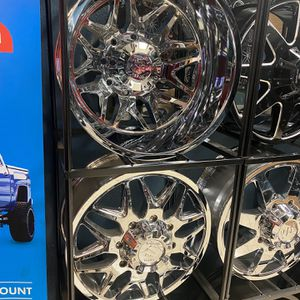 """20"""" DUALLY WHEELS IN STOCK! We Finance No Credit Needed for Sale in Rosharon, TX"""