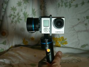 Feiya tech fy g3 gimbal for gopro for Sale in Boston, MA