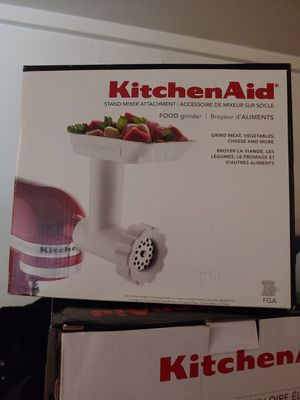 KitchenAid food grinder for Sale in West Bloomfield Township, MI