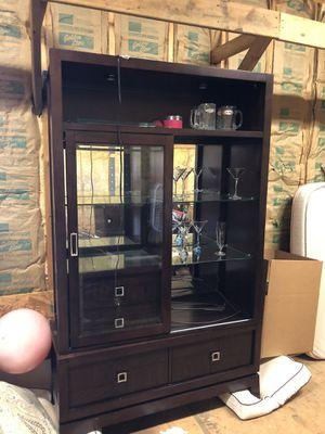 Chinaware closet for Sale in Warner Robins, GA