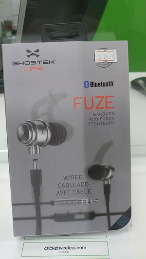 Fuze earbuds for Sale in San Antonio, TX