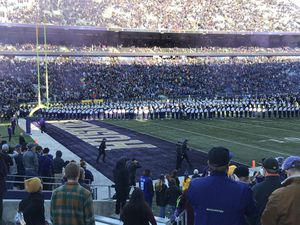 UW/Oregon game + E1 parking pass for Sale in Lynnwood, WA
