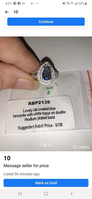 Ring bomb rings for Sale in Hummelstown, PA