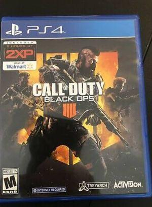 COD BLACK OPPS for Sale in Atlanta, GA