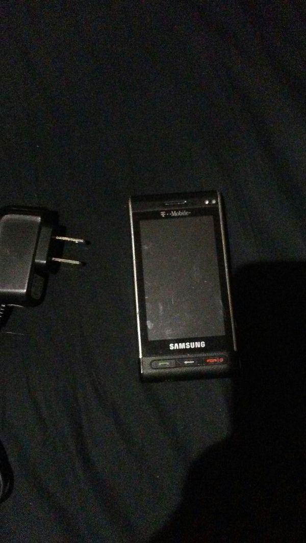 Samsung memoir t929 phone