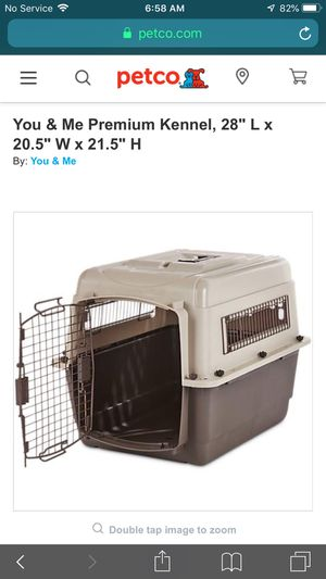 You & Me Premium Dog & Cat Kennel for Sale in Chicago, IL