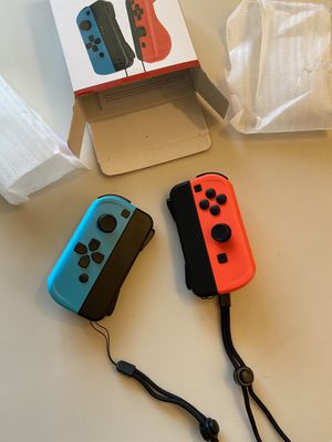 Nintendo Switch Joycons Set (NEW) 3rd party for Sale in Walled Lake, MI