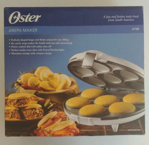 Arepa maker / Arepera Oster for Sale in Hollywood, FL