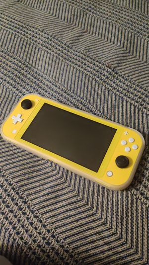Nintendo Switch Lite console only (with accessories) for Sale in Baltimore, MD