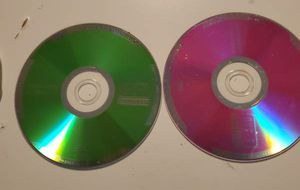 2 Maxcell DVD-R 1-16x Speed 4.7GB Recordable Video Data Disc for Sale in Queens, NY