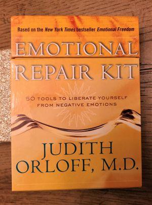 EMOTIONAL REPAIR KIT Judith Orloff for Sale in Lake Stevens, WA